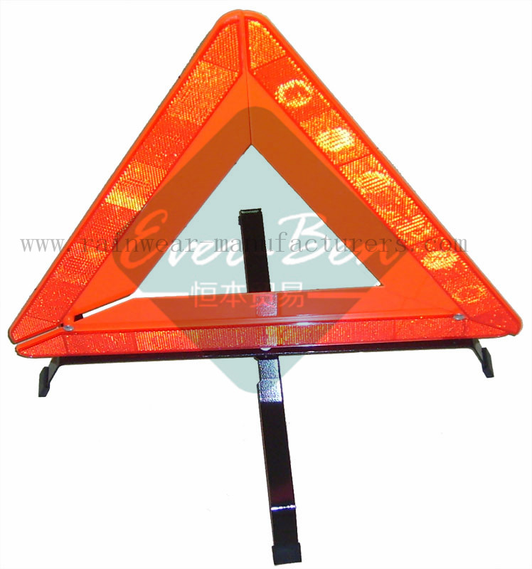 007 Wholesale Hazard Triangle for Car